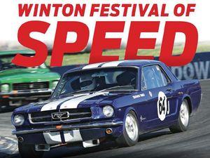 Winton – Mustangs In Force